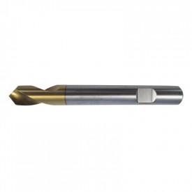 Burghiu NC 4 mm TIN 90° DIN 1835B FORUM