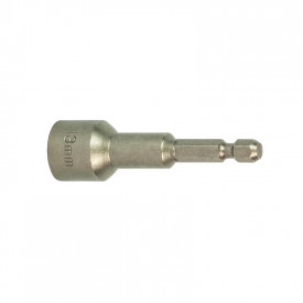 "FORTIS Bit Cheie tubulara, antrenare bit 1/4"", 8x65mm, cu magnet"