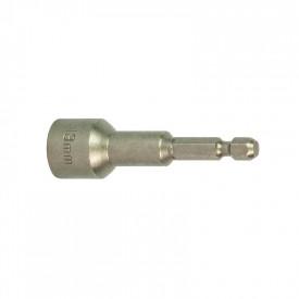 "FORTIS Bit Cheie tubulara, antrenare bit 1/4"", 10x65mm, cu magnet"