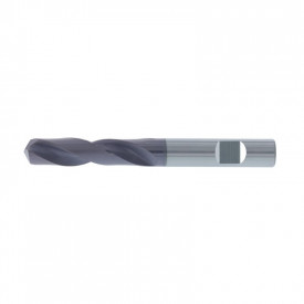 FORTIS Burghiu Carbura, TiALN, tip UNI, coada HB, 3xD 4.6mm