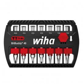"WIHA Set Biti 1/4"" Set 7946TY-903 BitBuddy 49"