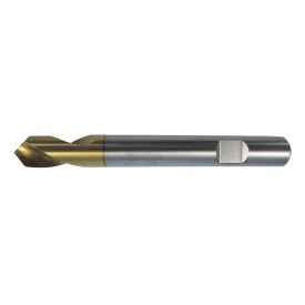 Burghiu NC 10 mm TIN 90° DIN 1835B FORUM