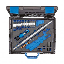 GEDORE Dispozitiv manual indoire tevi 6-18mm in L-BOXX 136, set 12 buc