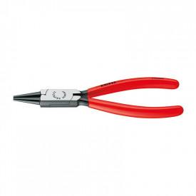 KNIPEX Cleste bacuri rotunde, cap polisat, 140mm, maner izol plastic