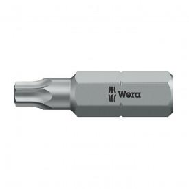 "WERA Bit 1/4"" TORX T20x25mm, duritate mare"