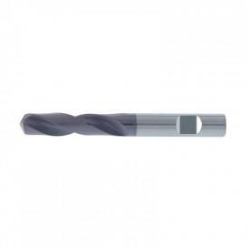 FORTIS Burghiu Carbura, TiALN, tip UNI, coada HB, 3xD 4.9mm