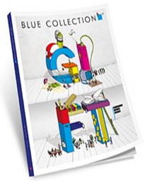 Catalog Blue Collection