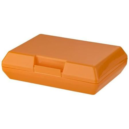 Oblong lunch box