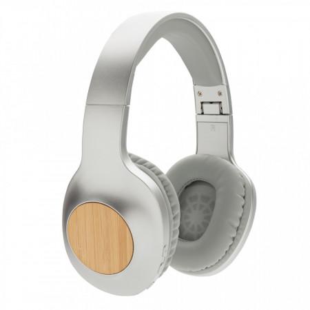 Dakota Bamboo wireless headphone
