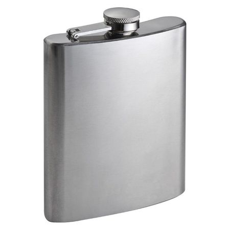 Stainless steel hip flask Kansas City