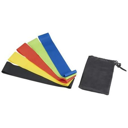The Crane elastic resistance band set