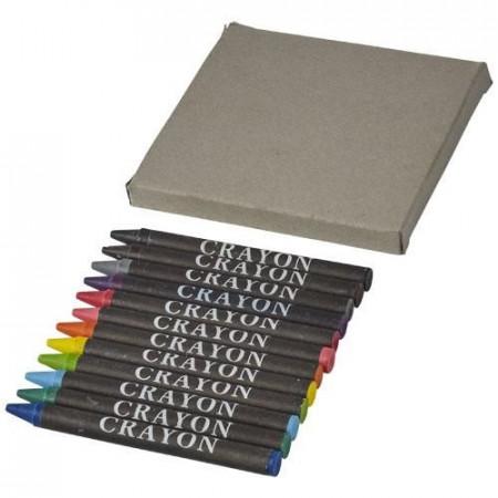12-piece crayon set