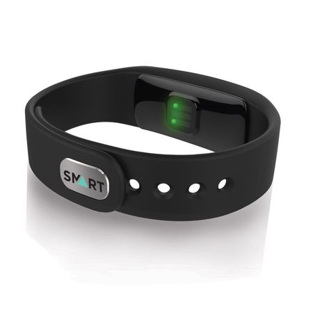 Activity tracker with touch screen and HR