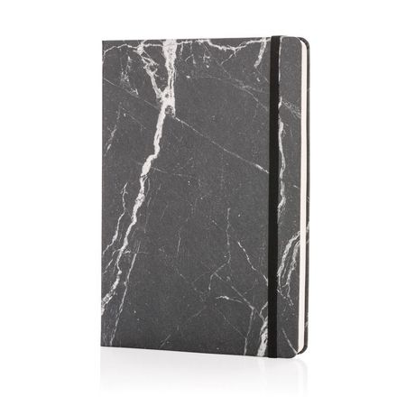 Deluxe marble A5 notebook