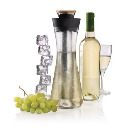 Gliss white wine carafe