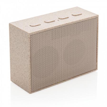 Wheat straw 3W mini speaker