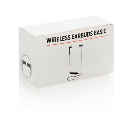Wireless earbuds basic