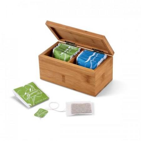 BURDOCK. Tea box