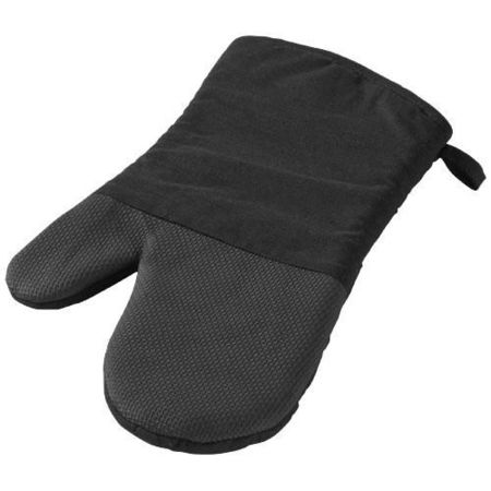 Maya cotton with rubber oven mitt