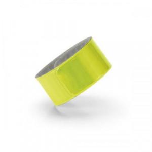 Fluorescent slap band