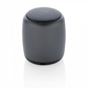 Mini aluminium wireless speaker