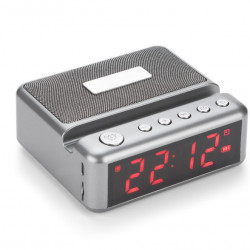 Wireless speaker with clock MELLOW