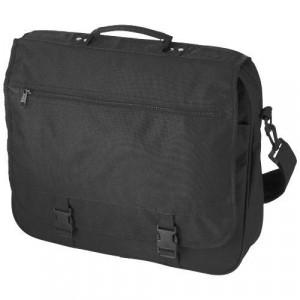 Anchorage 2-buckle closure conference bag