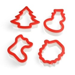 Cookie cutters set SANTA CLAUS