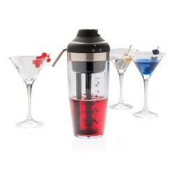 Electric cocktail mixer