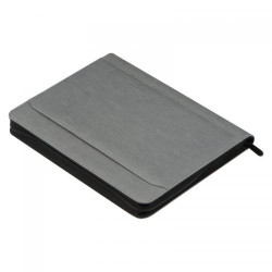 Folder with power bank