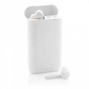 Liberty TWS earbuds with 5.000 mAh powerbank