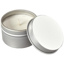 Luva Candle in Tin