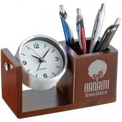 Luxurious desk clock