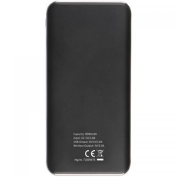 Wireless powerbank - 8000 mAh