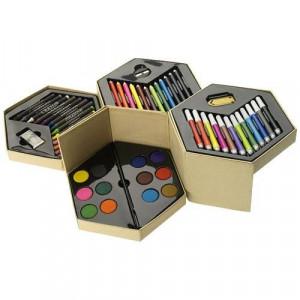 52 piece colouring set