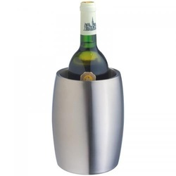 Double Wall Steel Wine Cooler