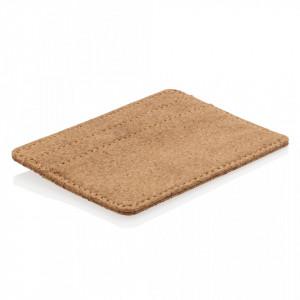 ECO cork secure RFID slim wallet