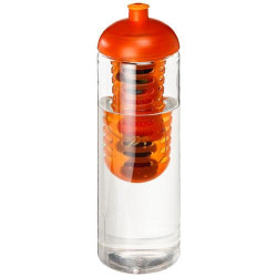 H2O Vibe 850 ml dome lid bottle & infuser