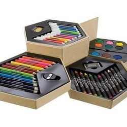 Painting set ARTIST (pencils, crayons, markers, paints)