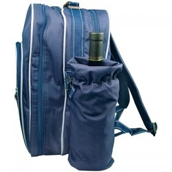 Picknic backpack for 4 persons