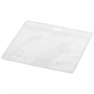 Serge transparent badge holder