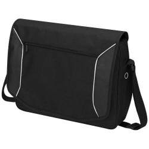 """Stark-tech 15.6"""" laptop messenger bag"""