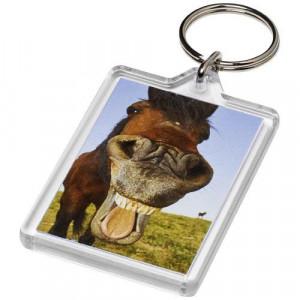 Vito C1 rectangular keychain