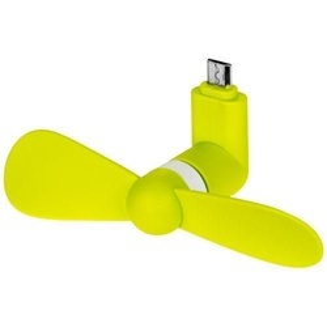 Airing micro USB fan