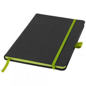 Colour edge A5 notebook