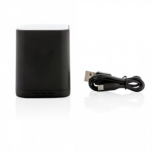 Light up logo wireless speaker