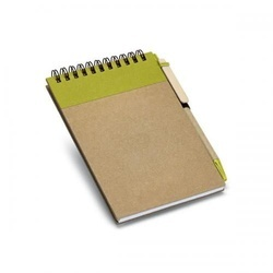 RINGORD. Pocket sized notepad