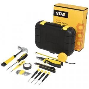 Sounion 16-piece tool box
