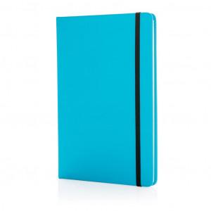 Standard hardcover PU notebook A5