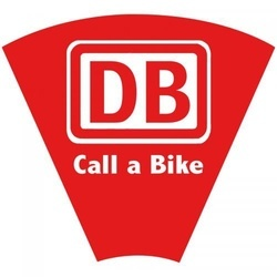 Sturdy plastic flag for bicycles